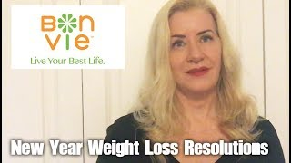 New Year Weight Loss Resolutions