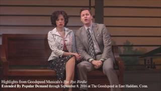 Highlights from Goodspeed's BYE BYE BIRDIE