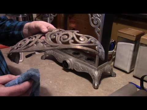Restoring My 1911 Detroit Electric Heater