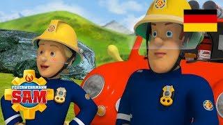 Feuerwehrmann Sam Deutsch Neue Folgen | Weihnachtsmann auf Abwegen | Beste Rettung  Kinderfilm