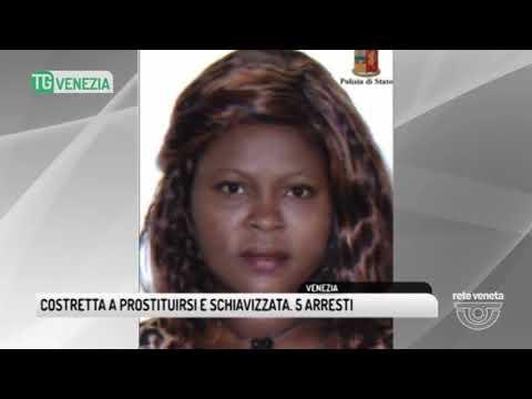 TG VENEZIA (09/11/2017) - COSTRETTA A...