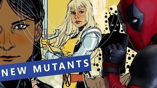 X-MEN: NEW MUTANTS: Wer sind die neuen Mutanten?