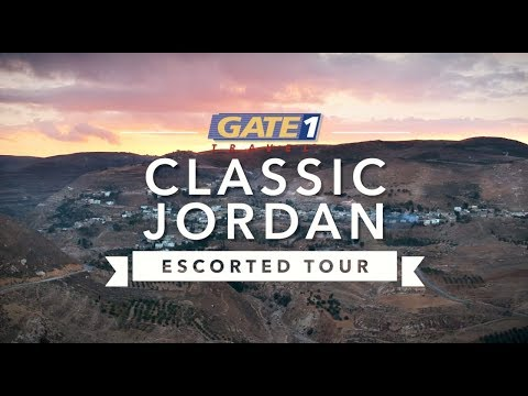 Escorted Tour of Jordan