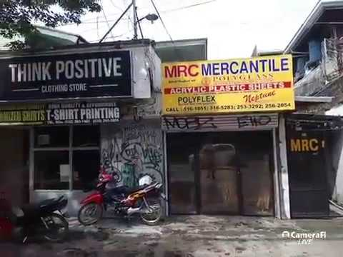LIVE in the Philippines - Walk around Capitol Site Cebu City