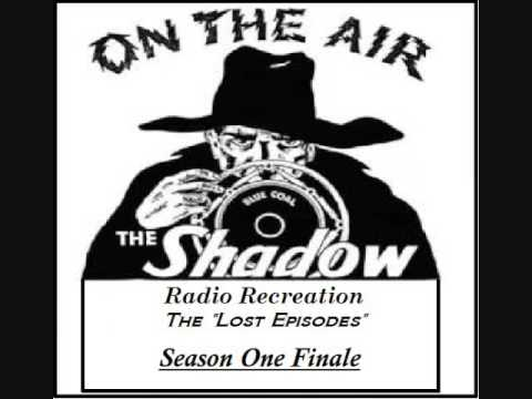 The Shadow - The Ten Thousand Dollar Fish! (Radio Recreation)