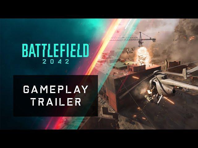 Battlefield 2042 (видео)