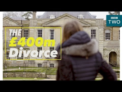 The £400m Divorce - Millionaire Ex-Wives Club - BBC Two