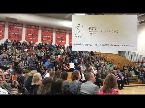 My Girl - 2017 Elk Mound High School Graduation Speech