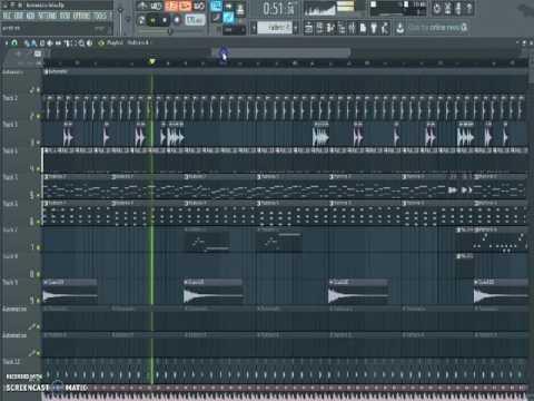 [HD] 40# Yo Soy Tu maestro - Grupo Los Telez [Cumbia Fl Studio] Flp Download
