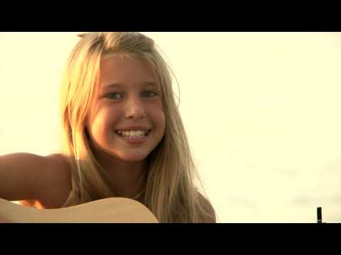 From 2008 - 11-year-old Abby Miller performs
