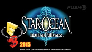 Star Ocean: Integrity and Faithlessness (PS4) Announcement Trailer
