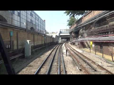 Cab Ride Metropolitan Line Aldgate to Moor Park