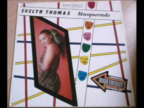 Evelyn Thomas Masquerade Original High Energy Dance Hit 1984