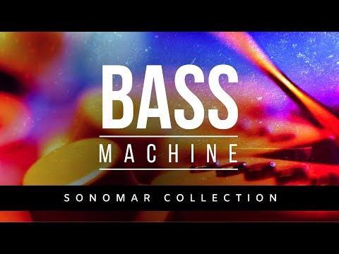 Sonomar Collection: Bass Machine – Sound Design Elements Library