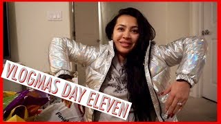 VLOGMAS DAY 11: I BOUGHT THE COOLEST JACKET EVER