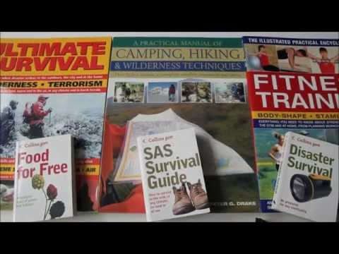 Survival / Prepping Books