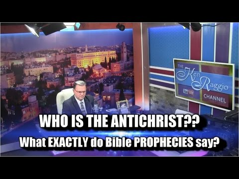 Who is *ANTICHRIST*MAN OF SIN*? Is he RISING *NOW*? SHOCKING FACTS!