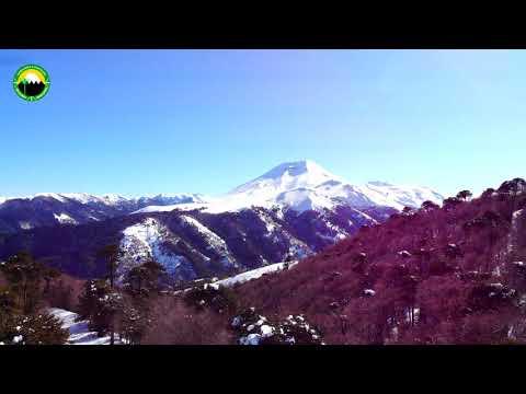 Volcanes Araucanía - Cuesta las Raíces [INVERNAL]