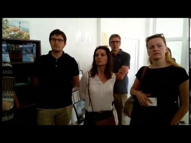 YouSofia TV: Европейски представители  в  Драгоман