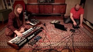Klangteppich [music] - Ambient Berlin School w/ Roland Juno 60 and Moog Prodigy