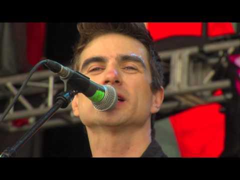 Anti-Flag Live - 1 Trillion Dollar$ @ Sziget 2012