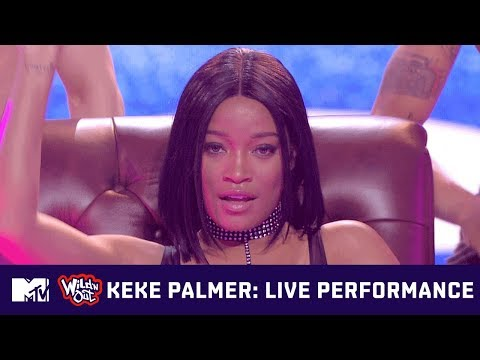 Keke Palmer Performs 'Bossy' Live Performance 🎶  Wild 'N Out  MTV