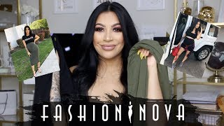 Top Fashion Nova Items || PREGNANCY EDITION