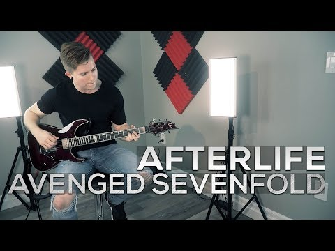 Afterlife - Avenged Sevenfold - Cole Rolland (Guitar Cover)