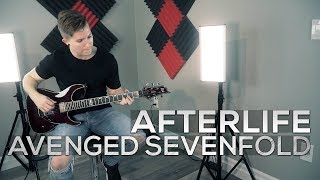 Gambar cover Avenged Sevenfold - Afterlife - Cole Rolland (Guitar Cover)
