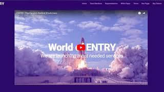 Entry.money - криптовалюта для повседневной жизни!