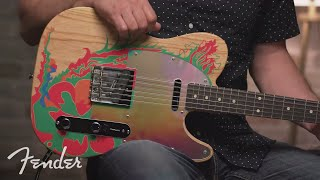 The Jimmy Page Telecaster I Artist Signature Series I Fender