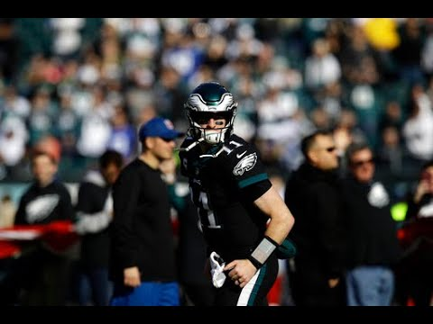 Carson Wentz on Josh Adams, Philadelphia Eagles win