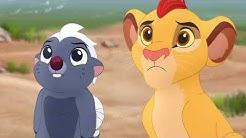 Die Garde der Löwen Baby Kion, Fuli und Banga - Episode: Zazu in Gefahr