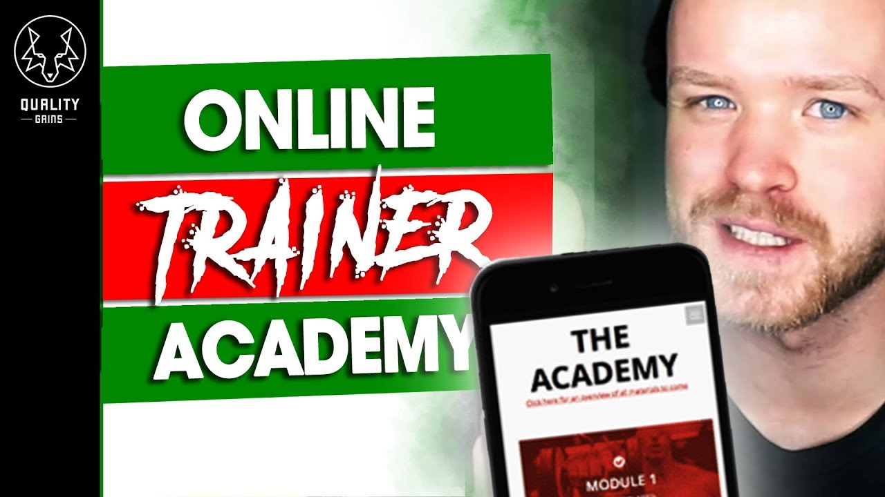 Online Trainer Academy Review 2019 - How To Become An Online Fitness Coach