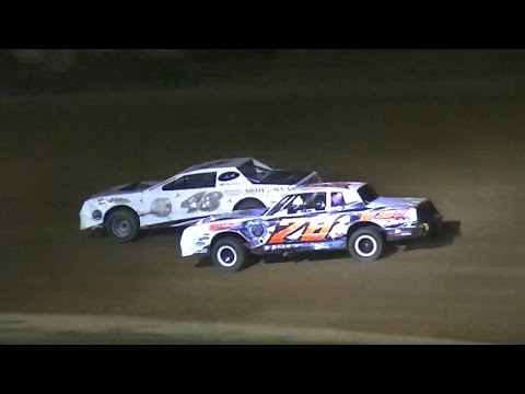 Pure Stock Feature | McKean County Raceway | 7-14-16