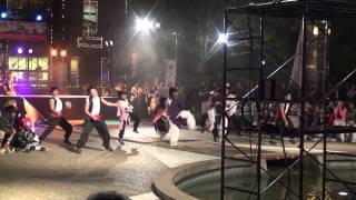 2012.11.25 第8回四日市よさこい祭り やったろ舞 諏訪公園メイン会場.