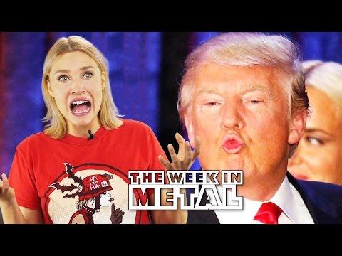 The Week in Metal - November 8-14, 2016 | MetalSucks