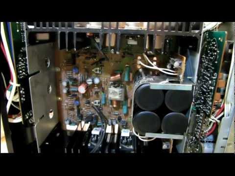 Vintage Amp Restoration- Kenwood KA-8100