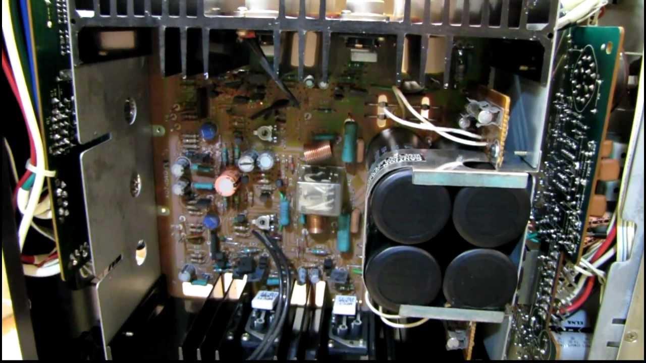 Yamaha Stereo Receiver Repair