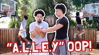 "INTENSE Game Of ""A.L.L.E.Y."" OOP 