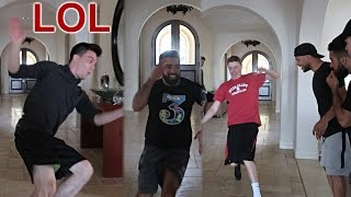 "FaZe HOUSE ""Get Out"" CHALLENGE!"