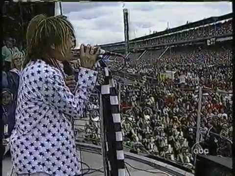 Клип Steven Tyler - National Anthem