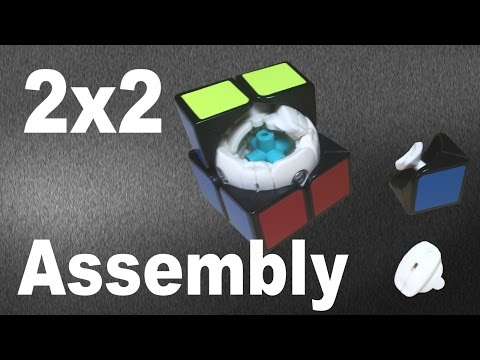 ANY 2x2 Rubik's Cube Disassembly and Assembly Tutorial