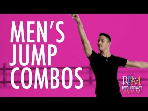 Jump Combinations For Men!