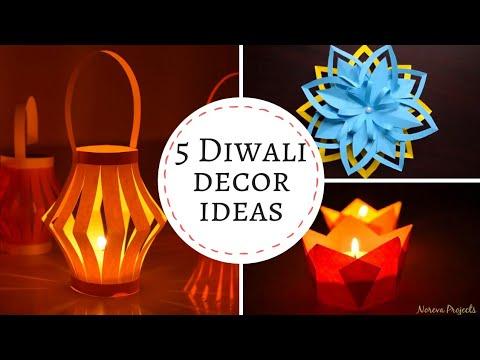 5 Diwali Craft Ideas Diy Diwali Crafts Diwali Home Decoration