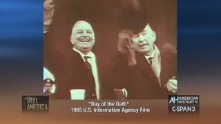 The Day of the Oath - 1965 U.S. Information Agency Film (portion)