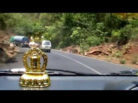 Mumbai to Shiroda(Sawantwadi,Maharashtra)@Kashedi Ghat[NH#66]