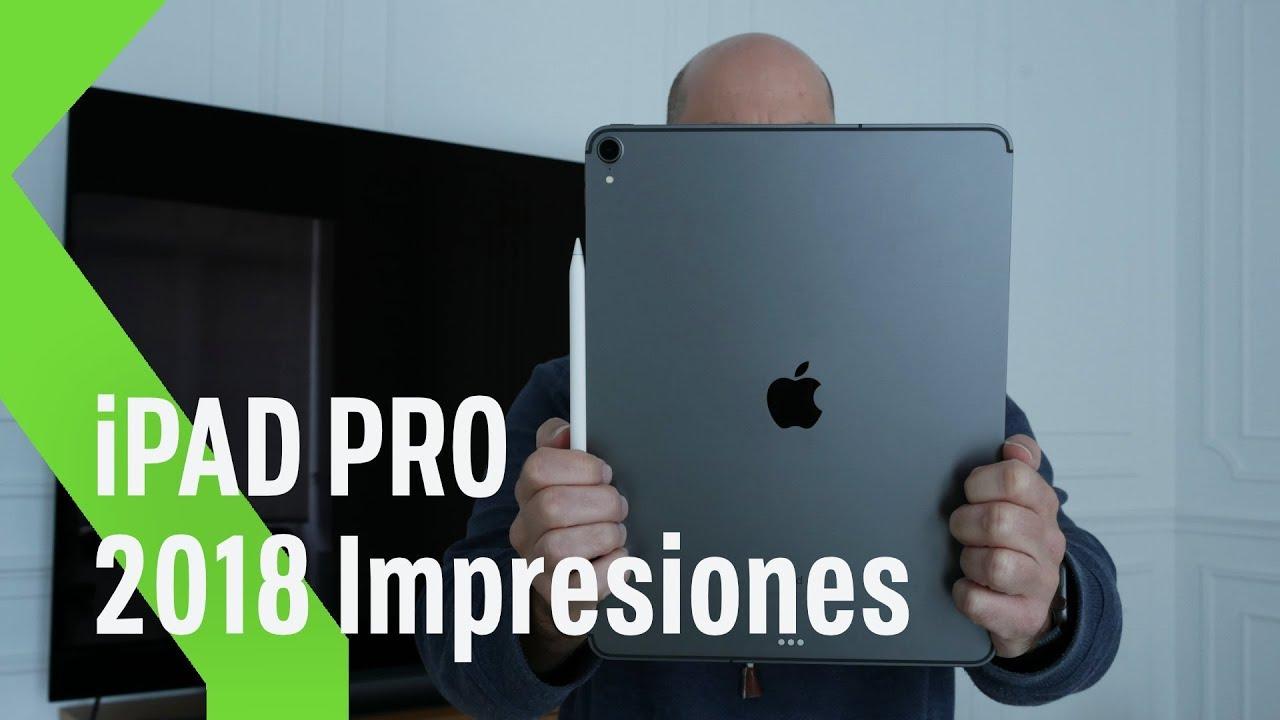 84b0118634f iPad Pro (2018), opiniones tras las primera toma de contacto. Vídeo y fotos