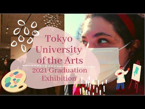 Tokyo University of the Arts 2021 Graduation Exhibition
