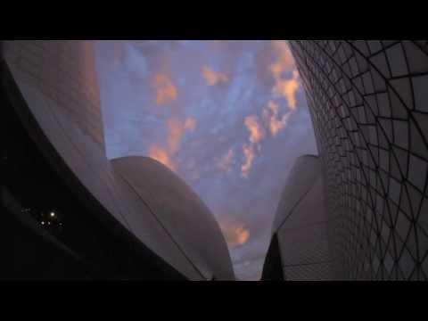 TEDxSydney sets up at the Opera House: A timelapse